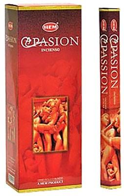 Hem Passion Incense - 120 sticks