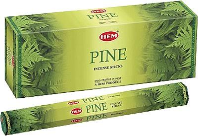 Hem Pine Incense - 120 sticks