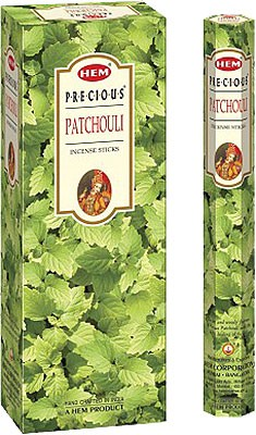 Hem Precious Patchouli Incense - 120 sticks