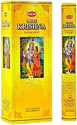Hem Shree Krishna Incense - 120 sticks