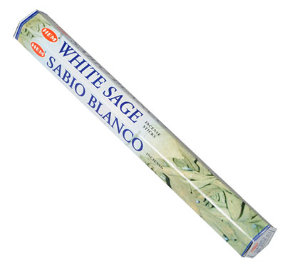 Hem White Sage Incense - 20 sticks