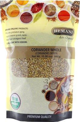 Hemani Organic Coriander Whole