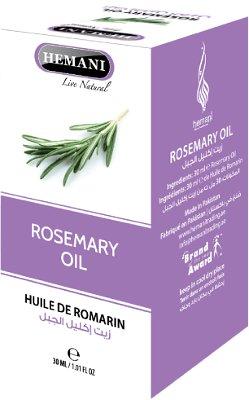 Hemani Rosemary Oil