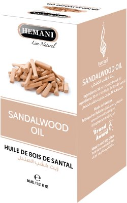 Hemani Sandalwood Oil