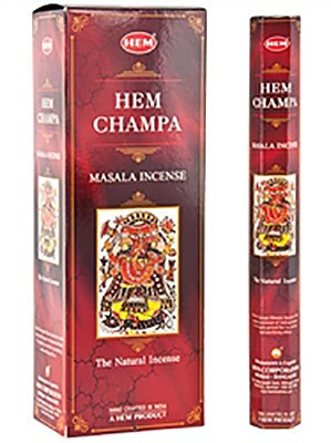 Hem Champa Incense - 90 sticks