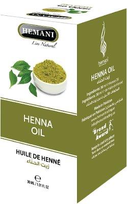 Hemani Henna Oil