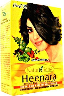Hesh Heenara Herbal Hair Wash Powder