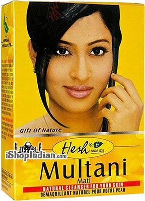 Hesh Multani Mati (Natural Facial Cleanser)