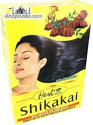 Hesh Shikakai Powder (Dirt Buster For Your Scalp)