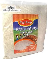 Highrange Ragi Flour - Roasted