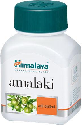 Himalaya Amalaki / Amla (Antioxidant) - 60 Capsules