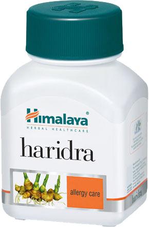 Himalaya Turmeric / Haridra (Antioxidant & Joint Support) - 60 capsules