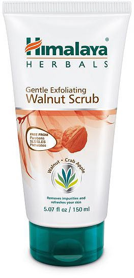 Himalaya Gentle Exfoliating Walnut Scrub
