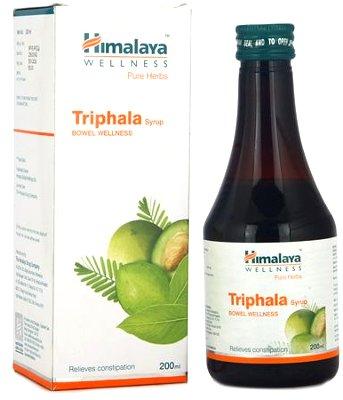 Himalaya Triphala Syrup - Bowel Wellness