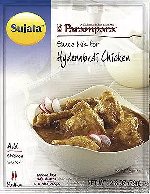 Parampara Hyderabadi Chicken Mix