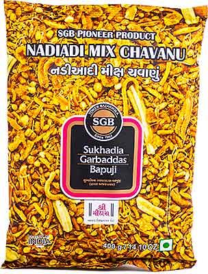 Sukhadia Garbaddas Bapuji Nadiadi Mix Chavanu - Sugar Free