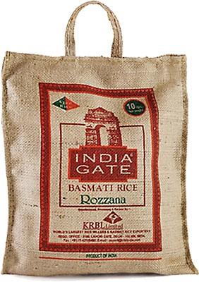 India Gate Basmati Rice - Rozzana - 10 lbs