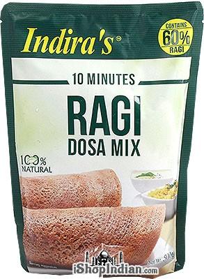 Indira's Ragi Dosa Mix