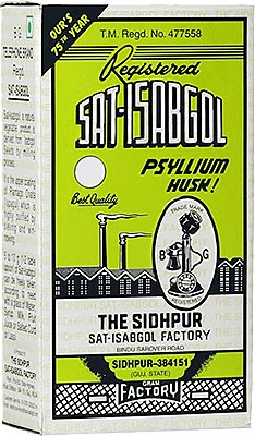 Telephone Brand Sat-Isabgol (Psyllium Husk) - 200 gms