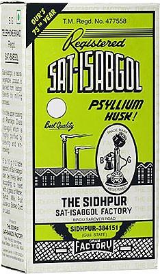 Telephone Brand Sat-Isabgol (Psyllium Husk) - 100 gms