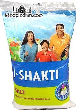 Tata I-Shakti Free Flow Iodised Salt