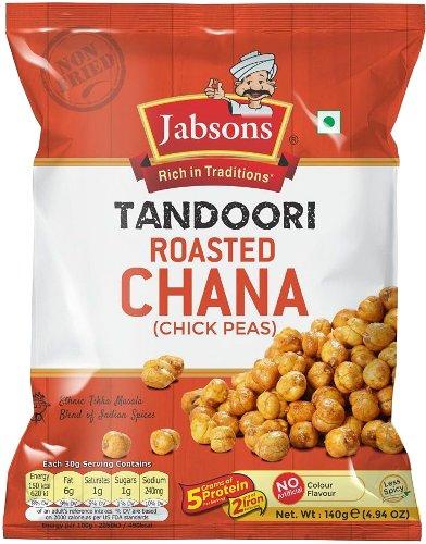 Jabsons Roasted Chana - Tandoori