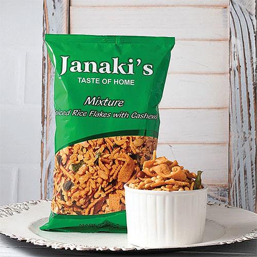 Janaki's Mixture