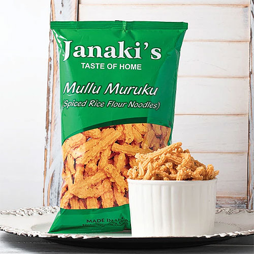 Janaki's Mullu Muruku