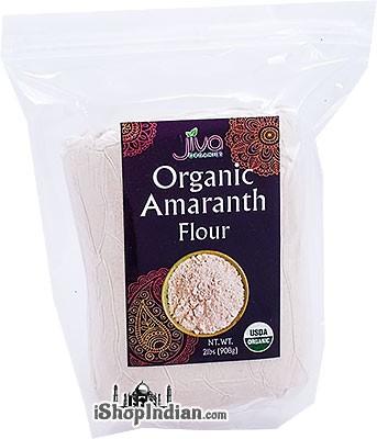 Jiva Organics Amaranth (Rajgira) Flour