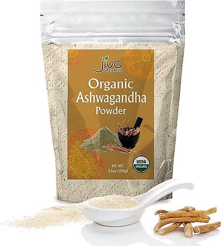 Jiva Organics Ashwagandha Powder