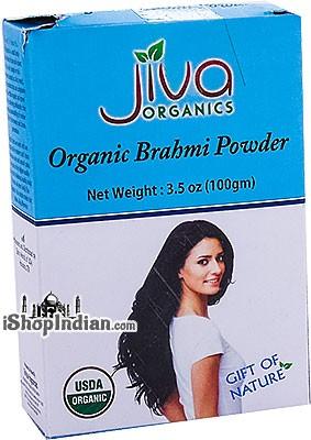 Jiva Organics Brahmi Powder