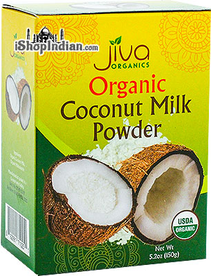 Jiva Organics Coconut Milk Powder