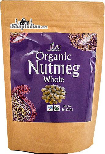 Jiva Organics Nutmeg Whole