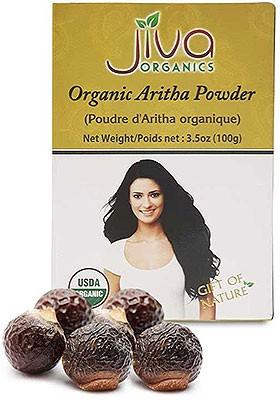 Jiva Organics Aritha Powder