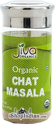 Jiva Organics Chat Masala