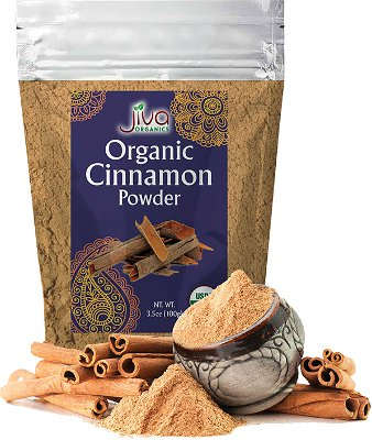 Jiva Organics Cinnamon Powder