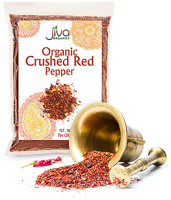 Jiva Organics Crushed Red Pepper