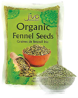 Jiva Organics Fennel Seed