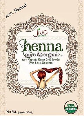 Jiva Organics Henna