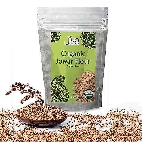 Jiva Organics Juwar / Sorghum Flour