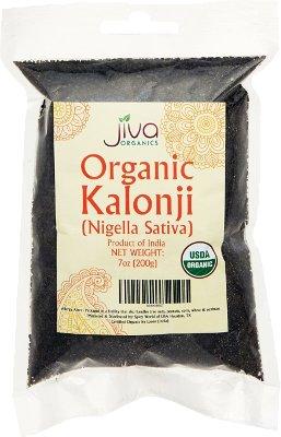 Jiva Organics Kalonji Seeds