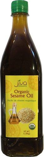 Jiva Organics Sesame Oil