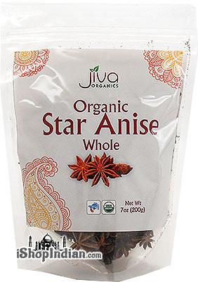 Jiva Organics Star Anise Whole