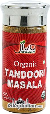 Jiva Organics Tandoori Masala
