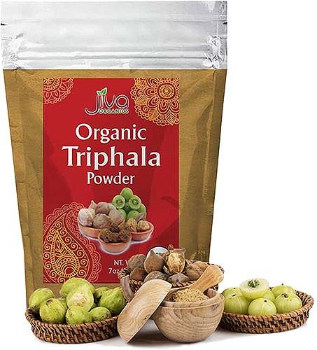 Jiva Organics Triphala Powder