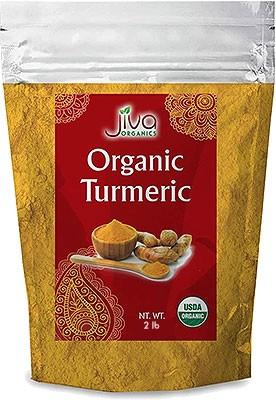 Jiva Organics Turmeric Powder - 2 lb