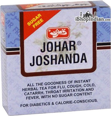 Johar Joshanda - Sugar Free