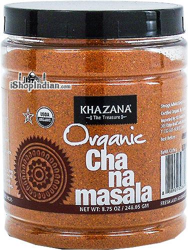 Khazana Organic Chana Masala