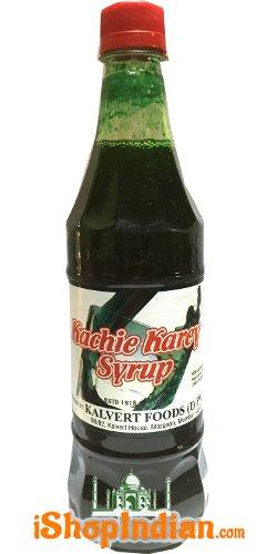 Kalvert's Kachie Karey Syrup