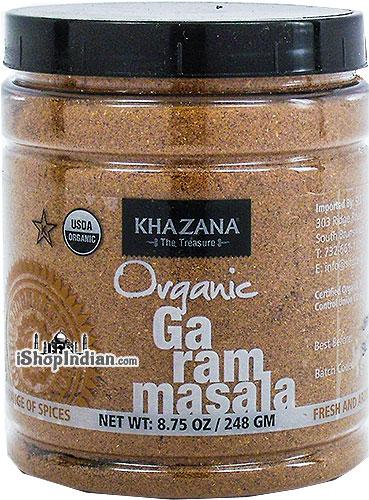 Khazana Organic Garam Masala